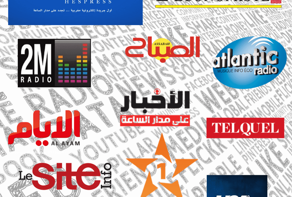 médias information principaux maroc