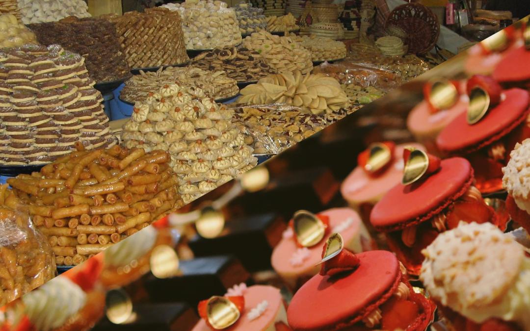 gâteaux marocains ou international