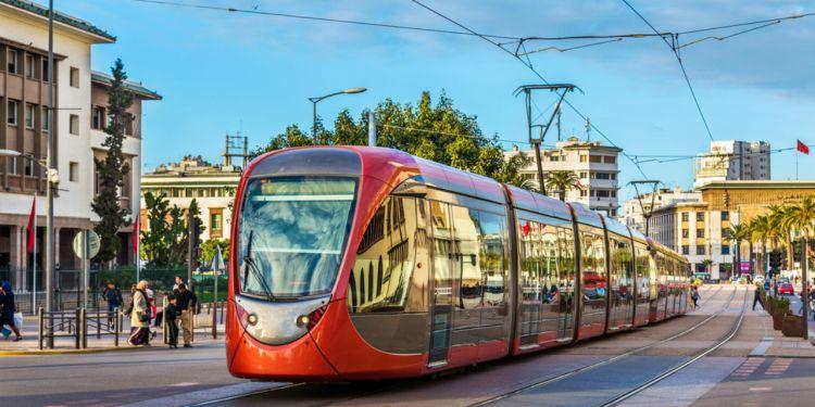 Transports publics Maroc